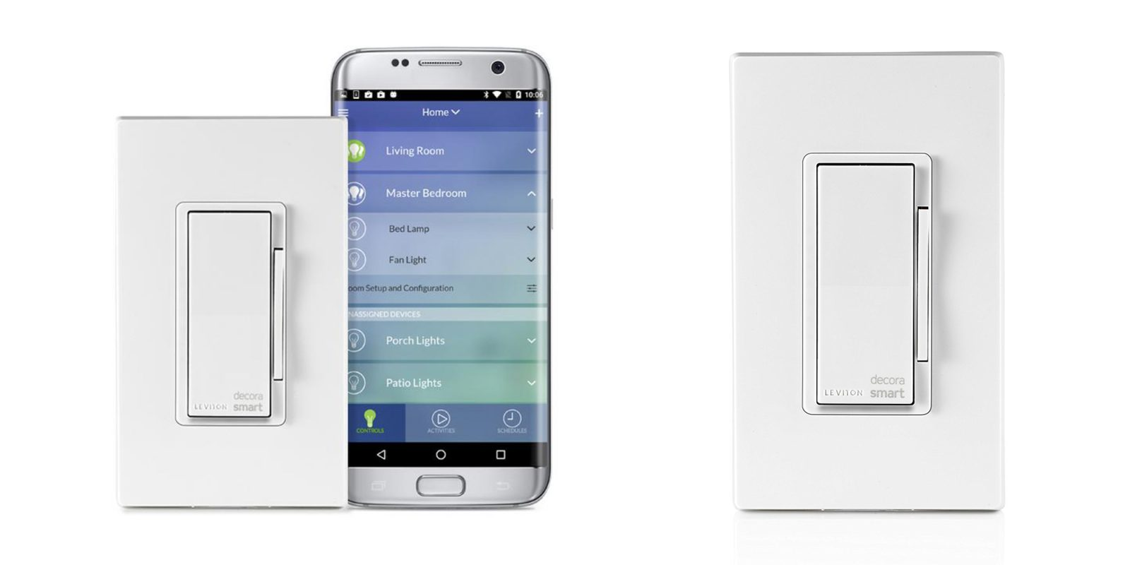 Control your lights with Alexa thanks to this 2-pack of Leviton wall ...