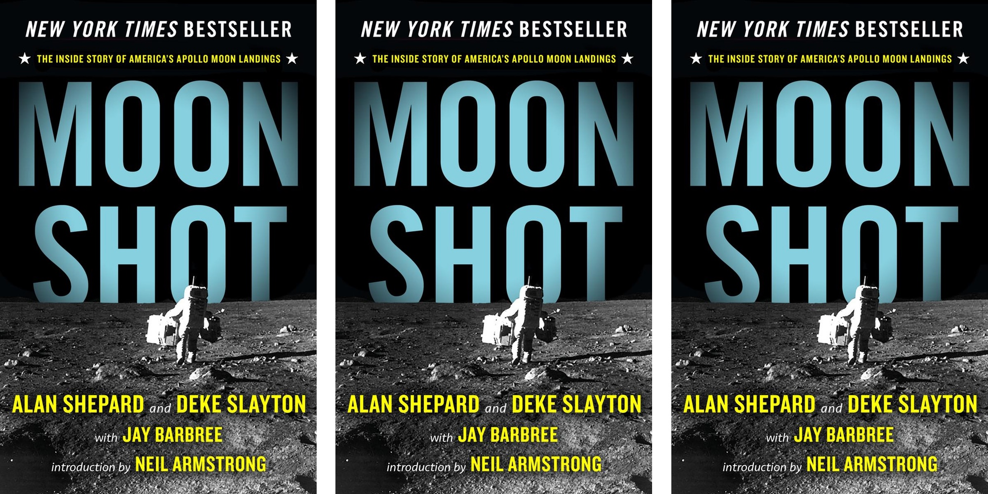 Download 'Moon Shot' as a Kindle eBook for only $0.55 (Orig. $18) - 9to5Toys