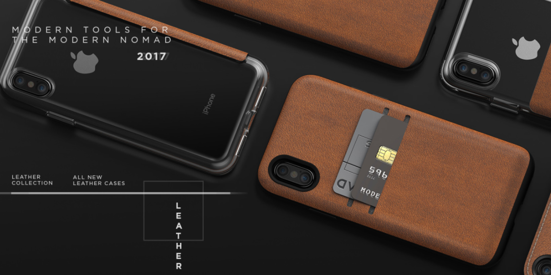 Nomad's Black Friday sale is here w/ up to 65% off iPhone X cases, Apple Watch gear, more