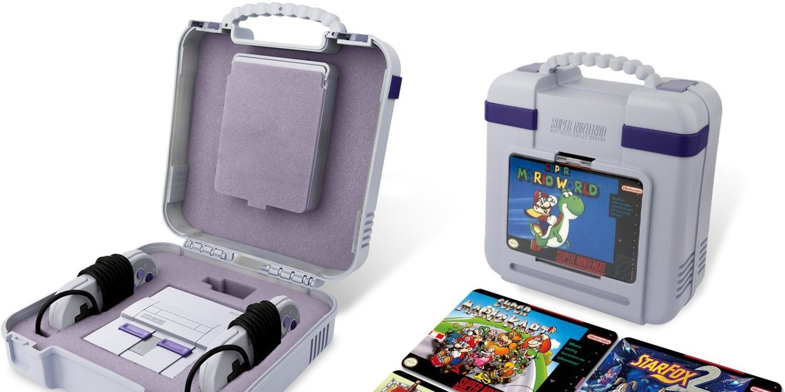 PDP\'s new Super Nintendo Classic Edition Carrying Case, pre-order ...