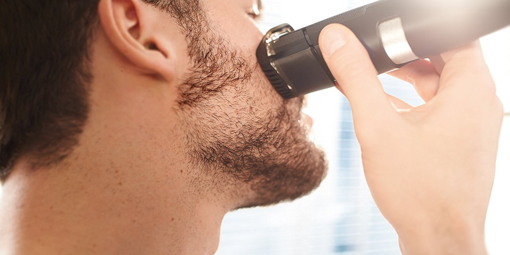 Get a better shave with the Philips Norelco Beard trimmer for $40 (Reg. $65), today only