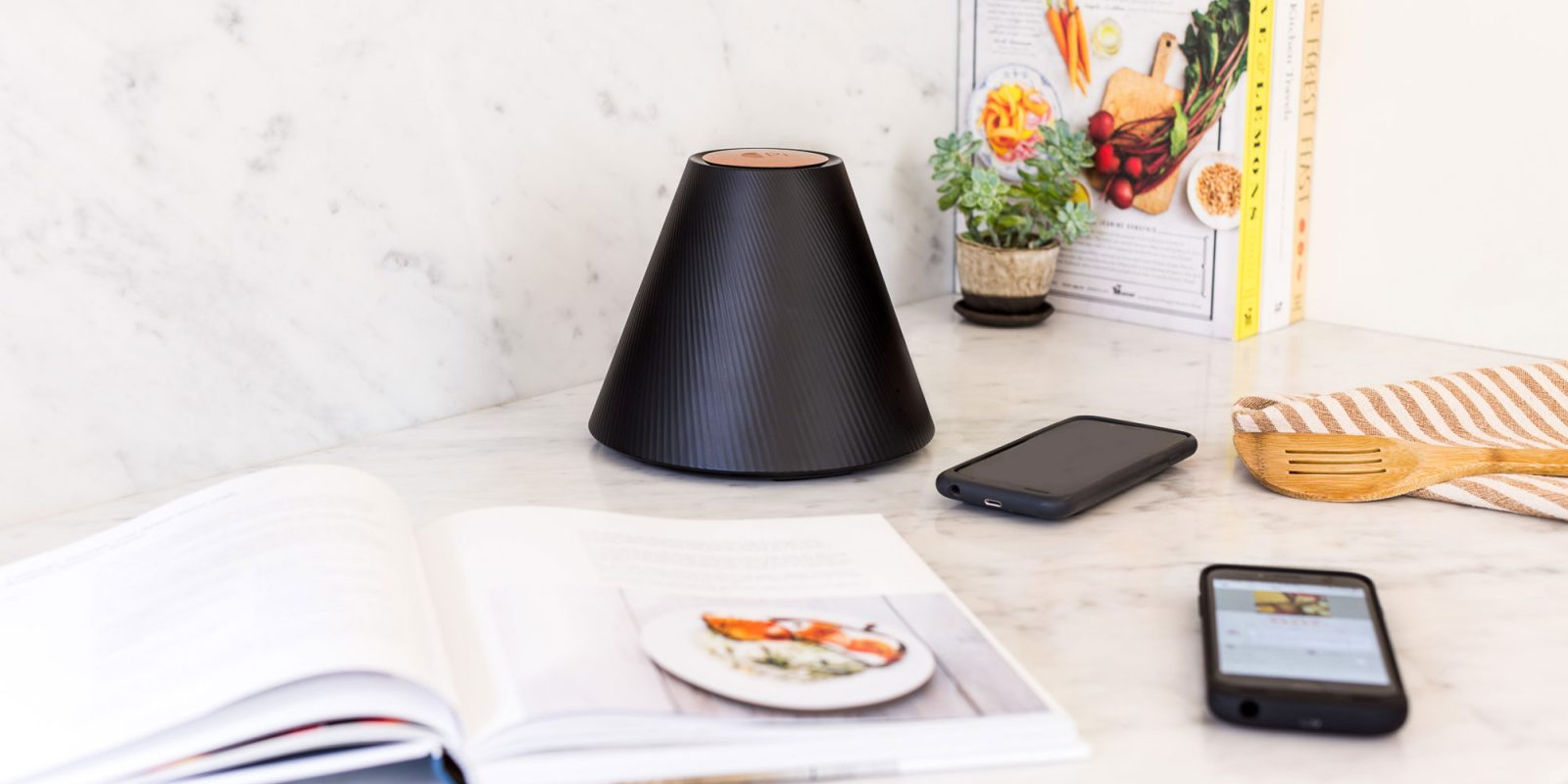 Charge your iPhone from up to a foot away with Pi, a new type of wireless charger
