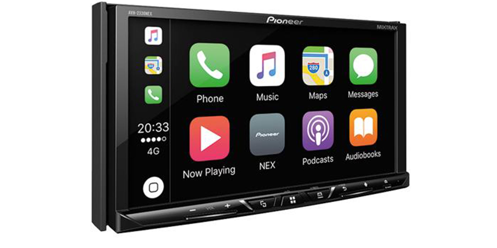 Add CarPlay to your car from $320 shipped w/ these Pioneer radios