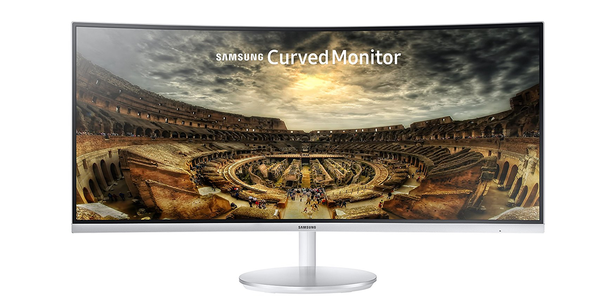 Samsung's curved 34-inch widescreen monitor has dropped to $680 (Reg. Up to $930)