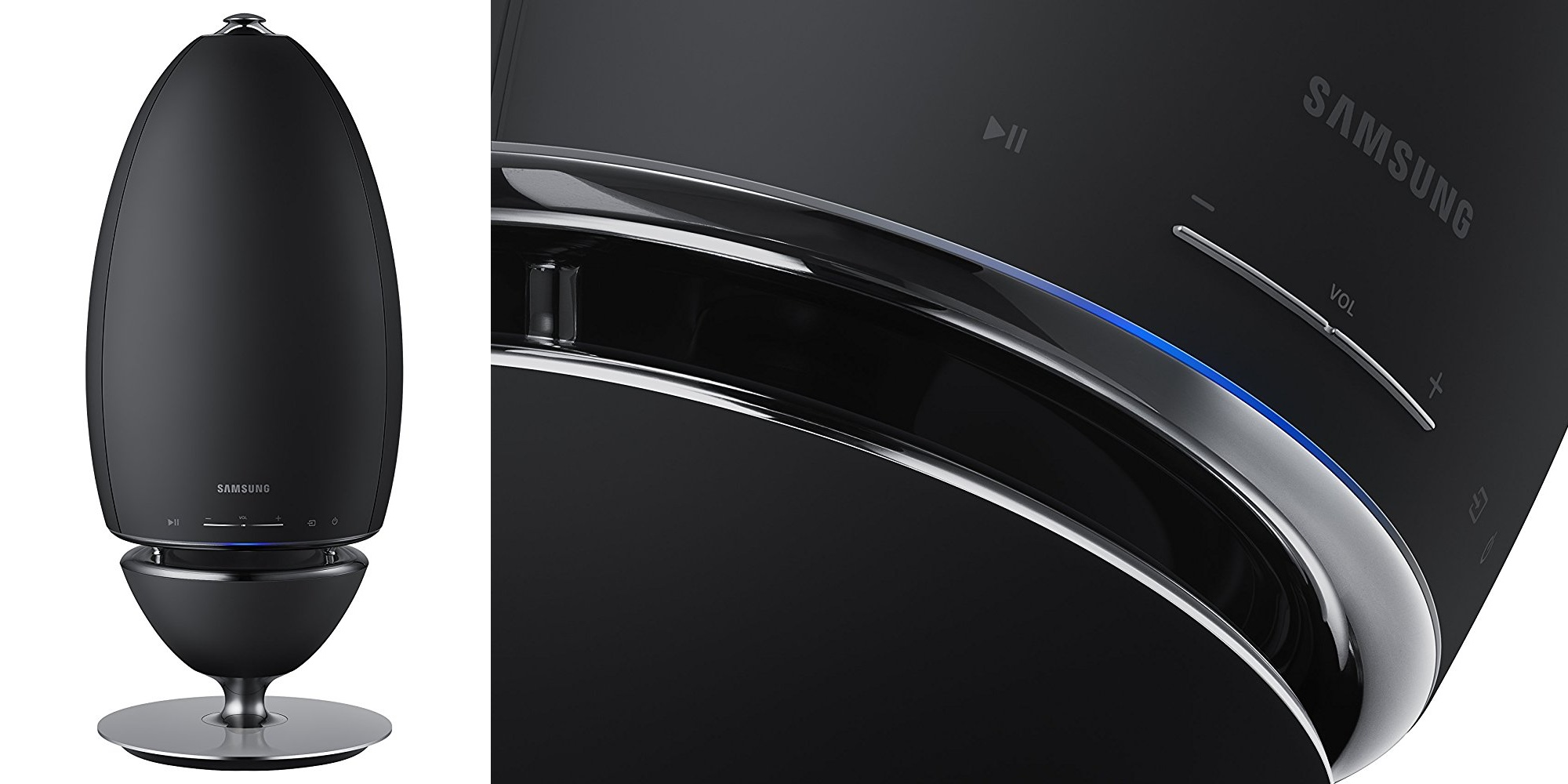 Get multi-room sound from the Samsung Radiant360 Speaker for $220