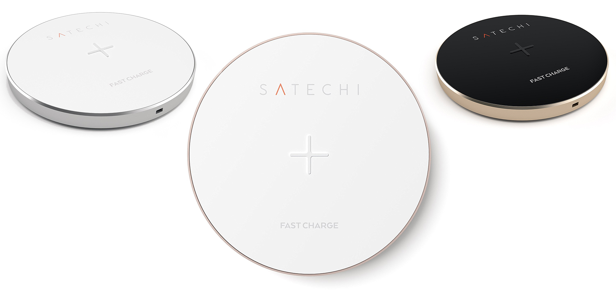 Satechi Qi Charger for iPhone 8