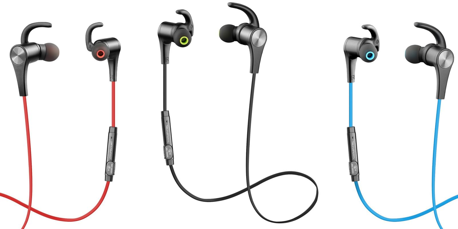 Score top-rated Bluetooth Sport Earbuds for under $20 at