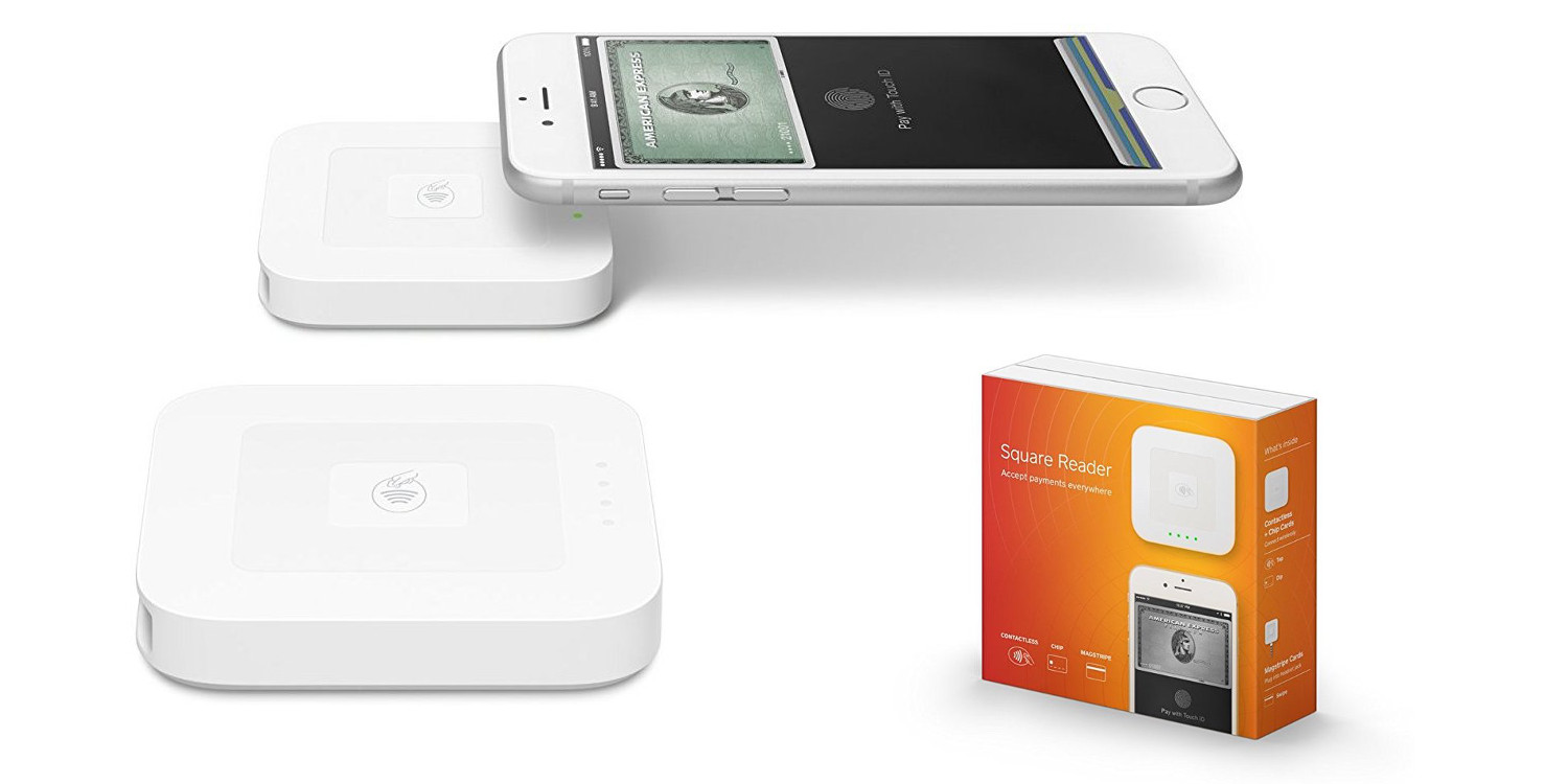 Take Apple Pay Anywhere W The Square Contactless Chip