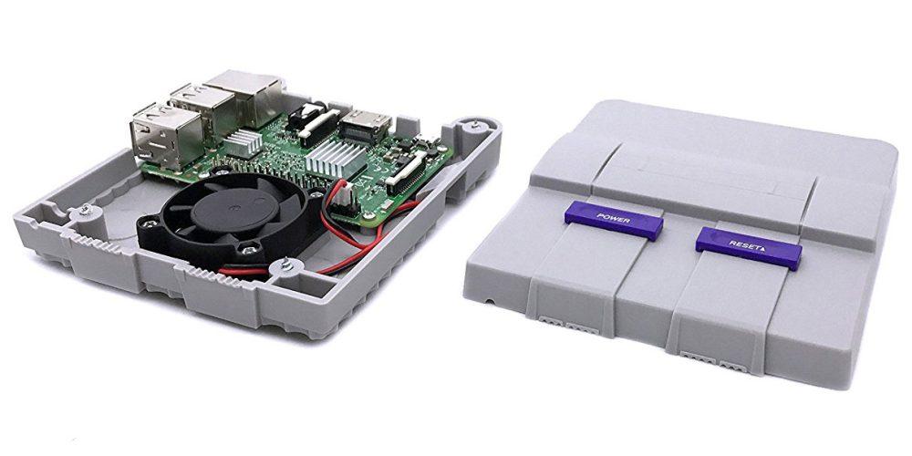 Raspberry Pi 3 Super Tinytendo Case
