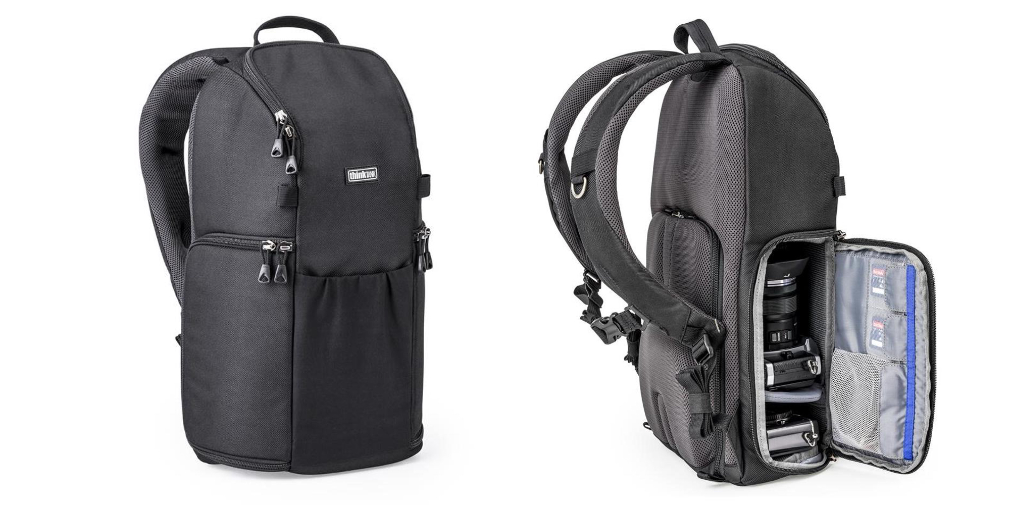 Think Tank Trifecta 8 Camera Bag holds all your photography gear for $60 (Reg. $140)