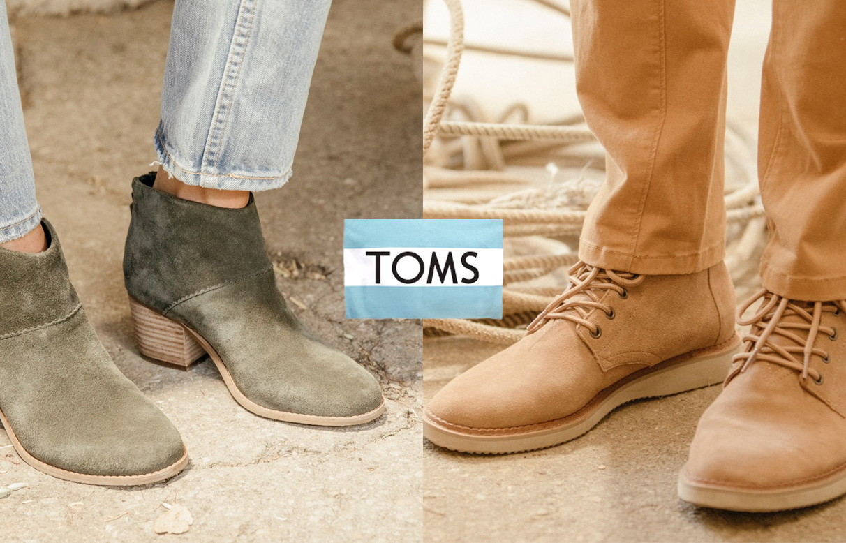 44b4a854c44 TOMS updates your boots for cool weather with 25% off select styles from   49 - 9to5Toys