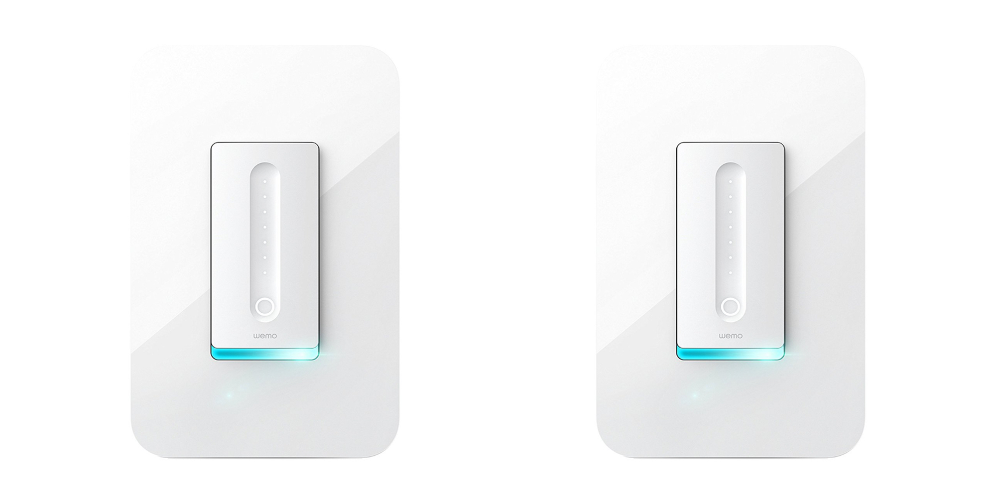 Grab a two-pack of HomeKit-enabled Wemo Smart Dimmer Switches for $100 shipped (Save $30)
