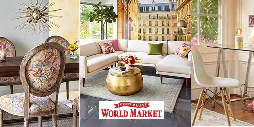World Market takes up to 50% off decor pieces including mirrors, wall art & more from $10