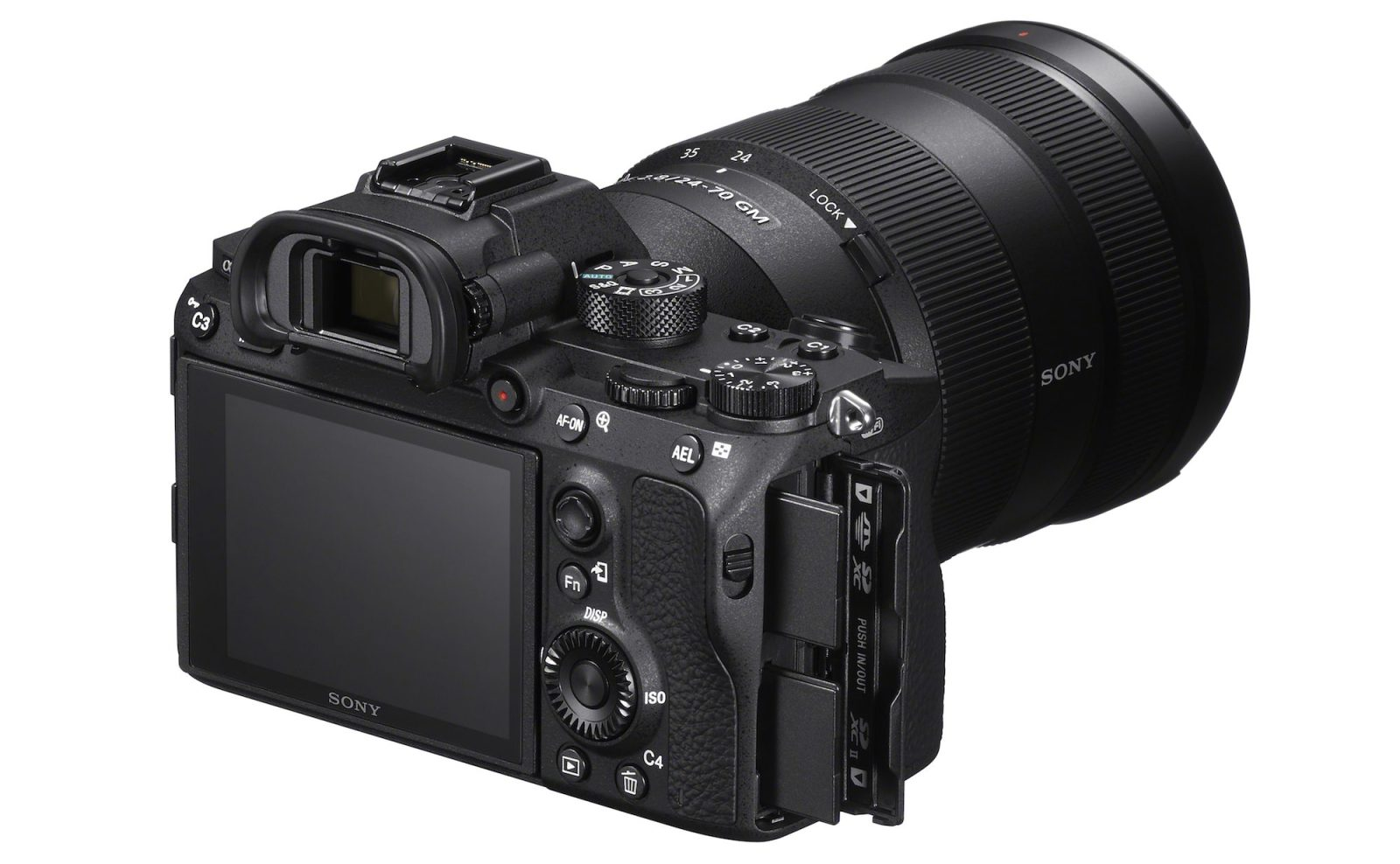 Sony Announces A7R III With Improved Battery Life Touchscreen Dual SD Slots Preorder Tomorrow