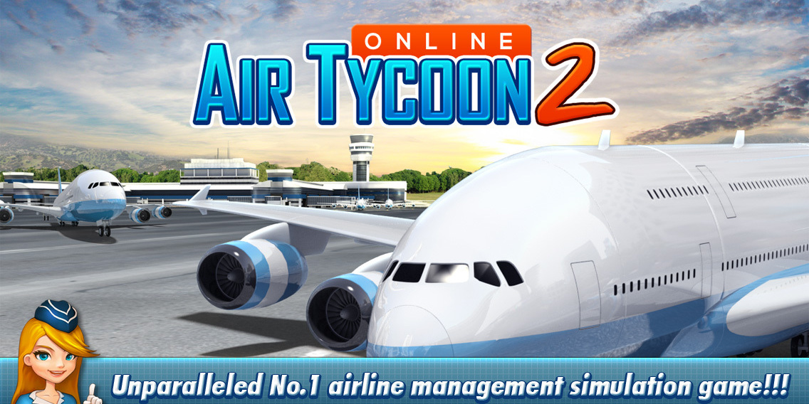 AirTycoon Online 2 for iOS now available for free (Reg. $1)