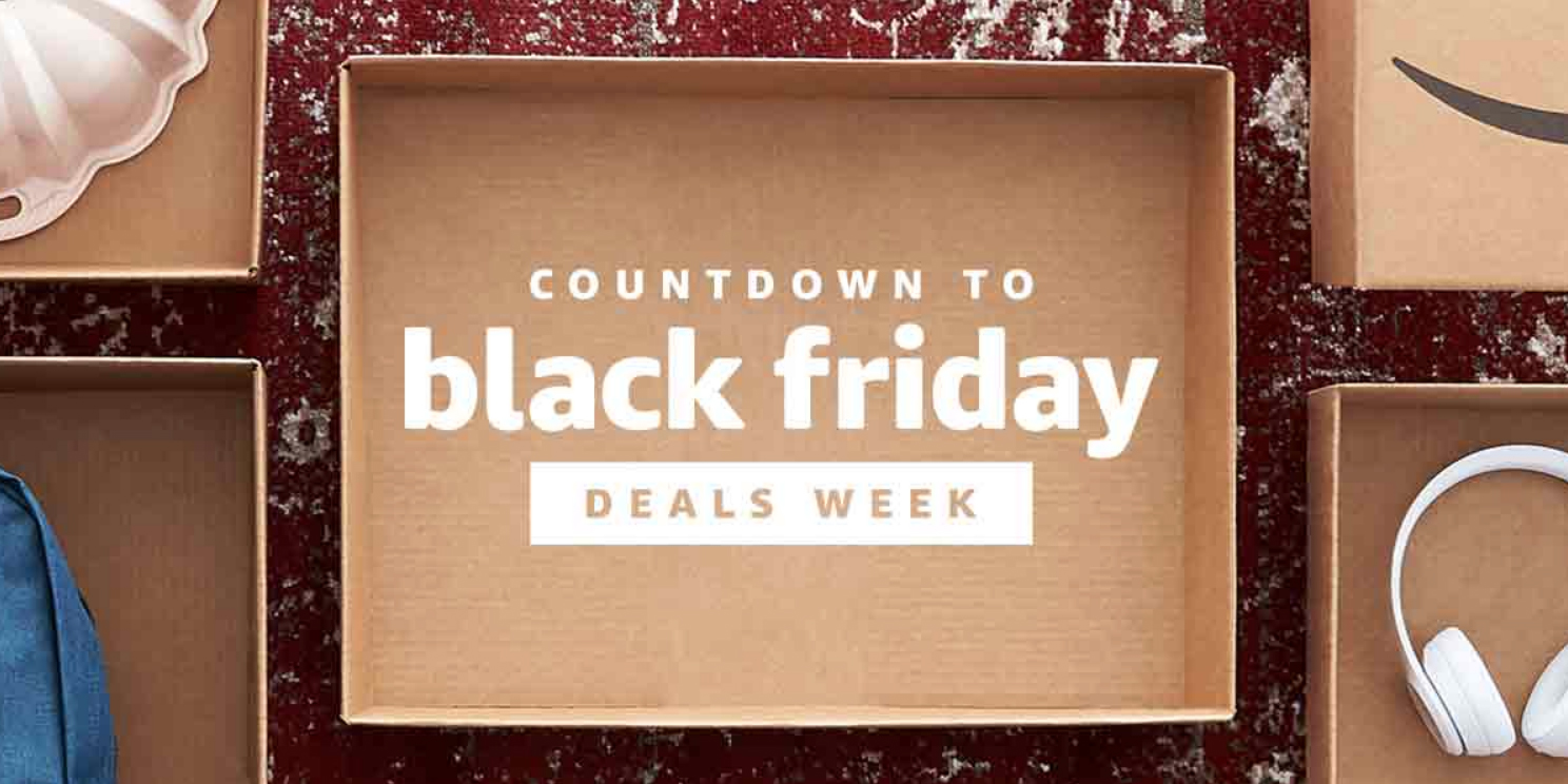 Countdown to Black Friday 2018