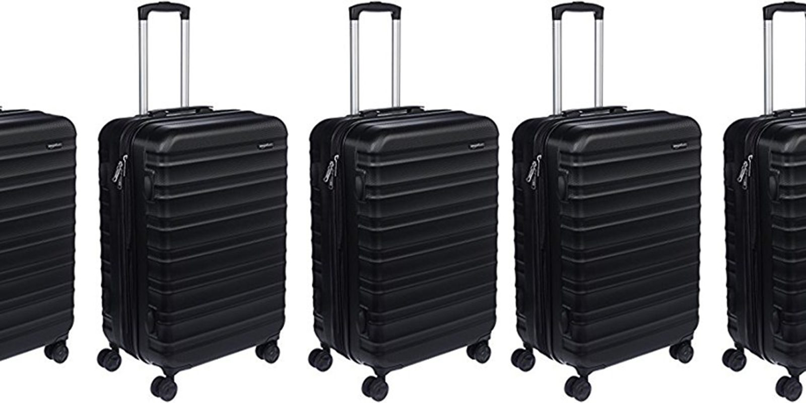 Image result for amazonbasics luggage