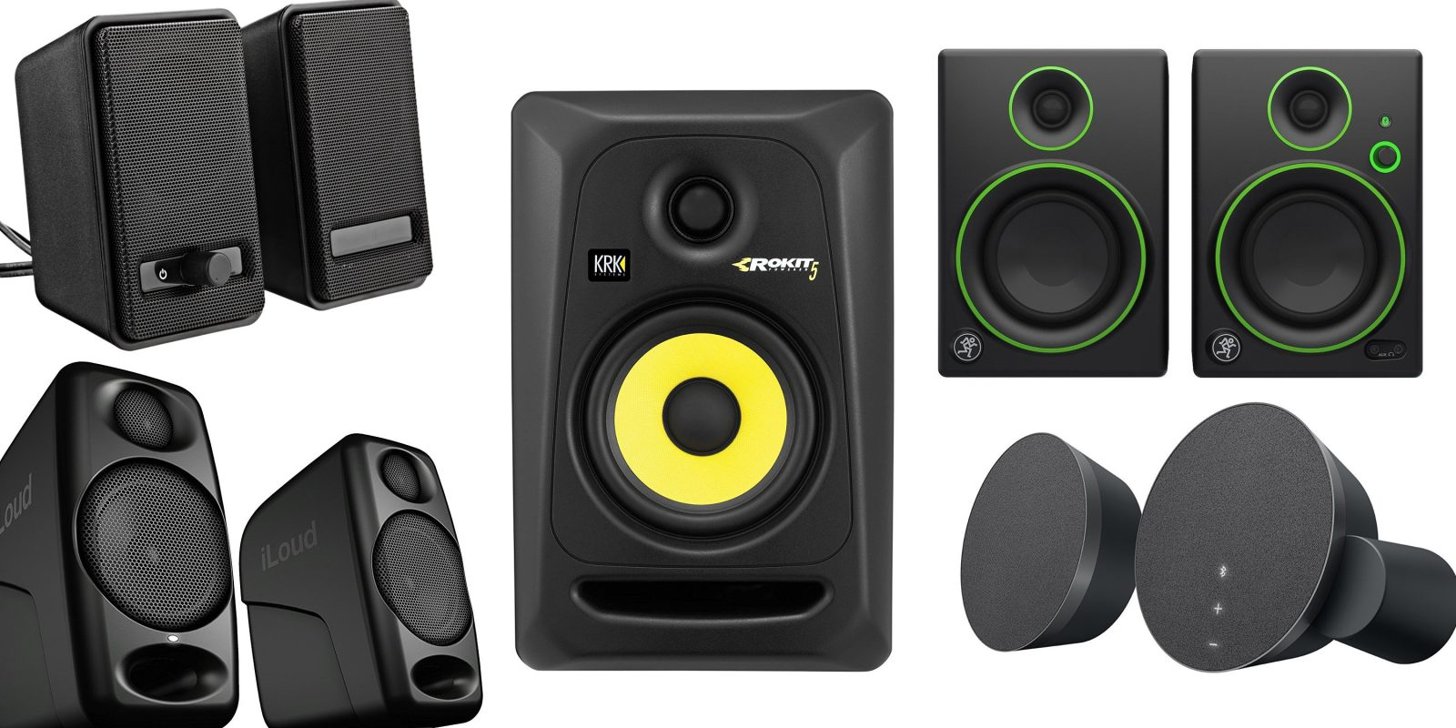 Best Desktop Speakers For Mac Users Logitech Mackie Krk And More Audio From 14