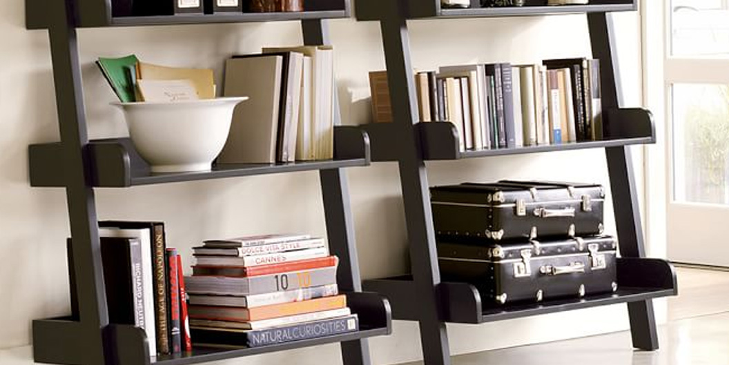 How-to: organize and display your books in your home with these creative tips