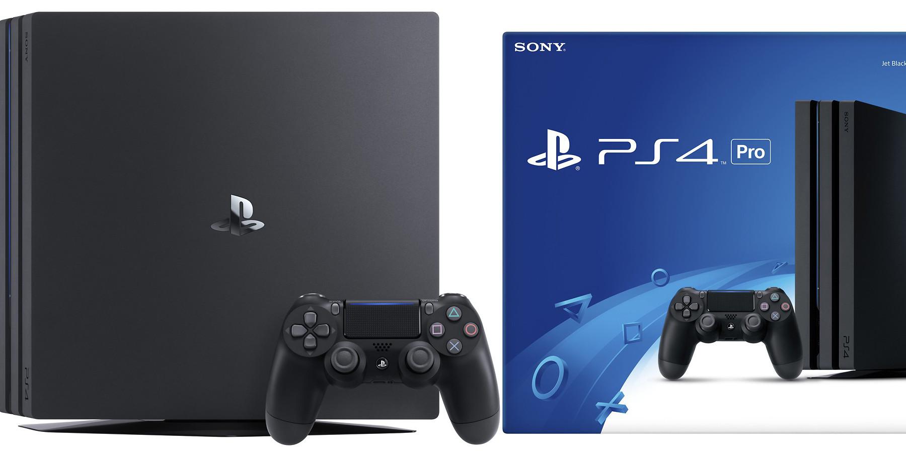 Playstation 4 Pro + Destiny 2 & Overwatch GOTY for $400 shipped ($470+ value)