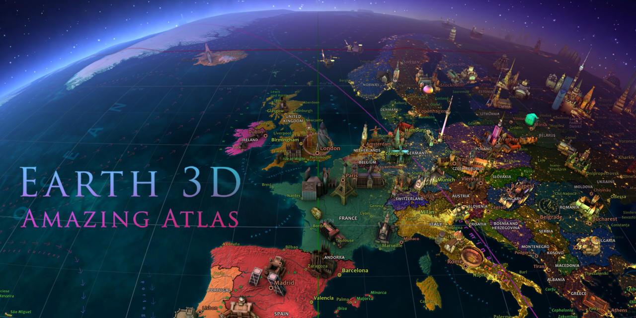 Today's Best iOS & Mac App Deals: Earth 3D World Atlas, System Activity Monitors, more
