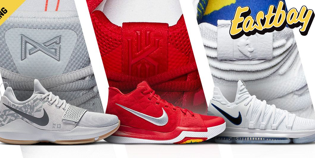 Eastbay's celebrating summer with 20% off orders of $99: Nike, adidas, more