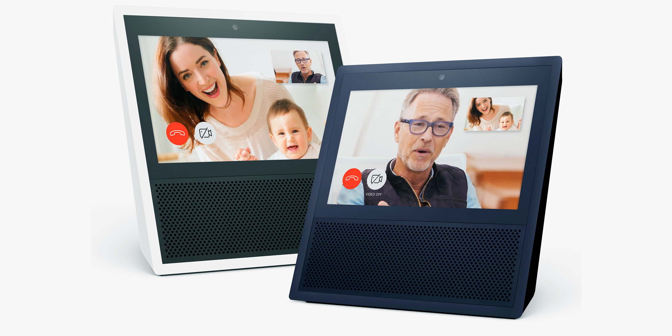Amazon's Echo Show lets you keep an eye on the front door & gives recipes: $75 (Used, Orig. $230)