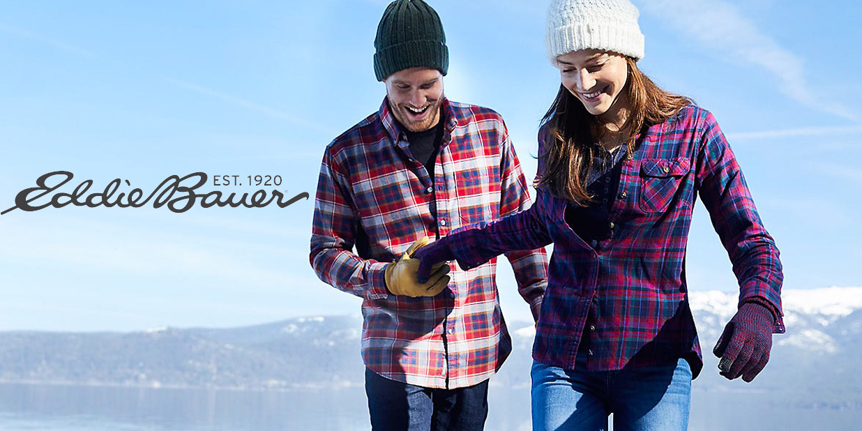 dd01d7a7a7c Eddie Bauer gets you geared up for fall with jackets