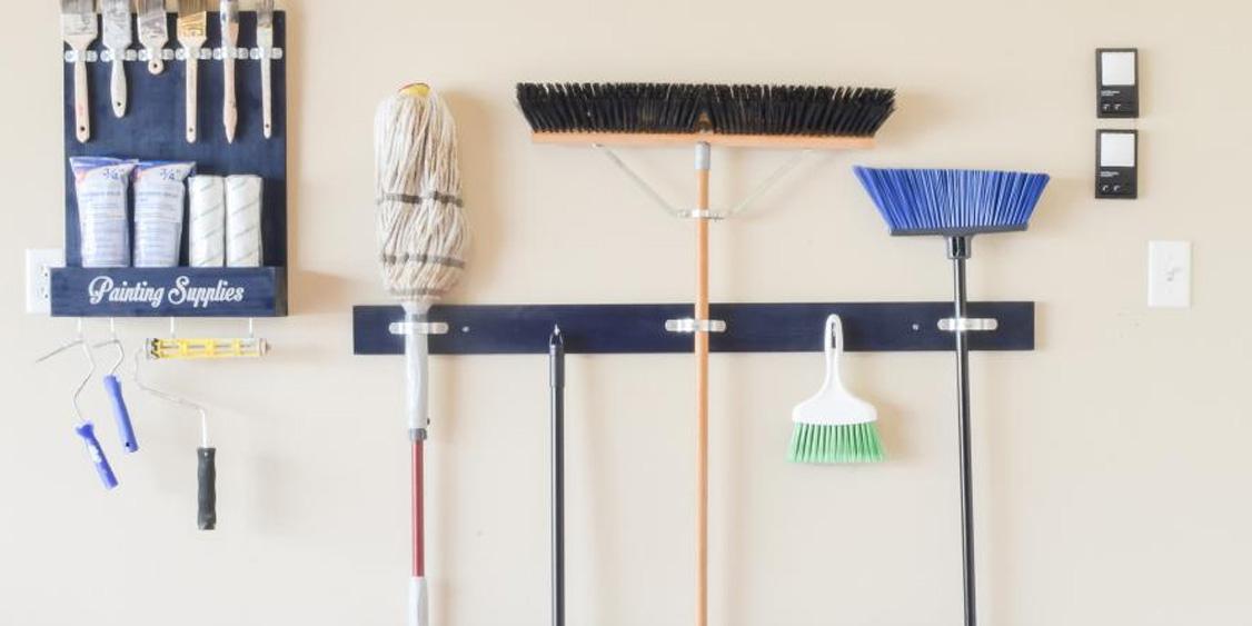 Best accessories to keep your garage organized