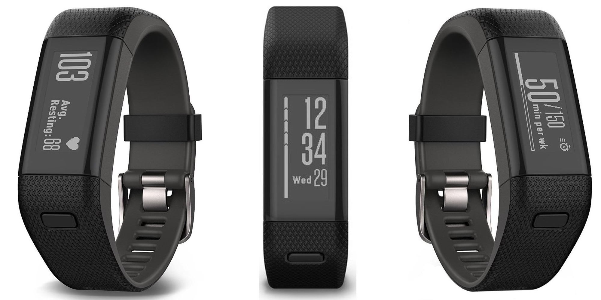 Smartphone Accessories Garmin Vivosmart Hr Activity