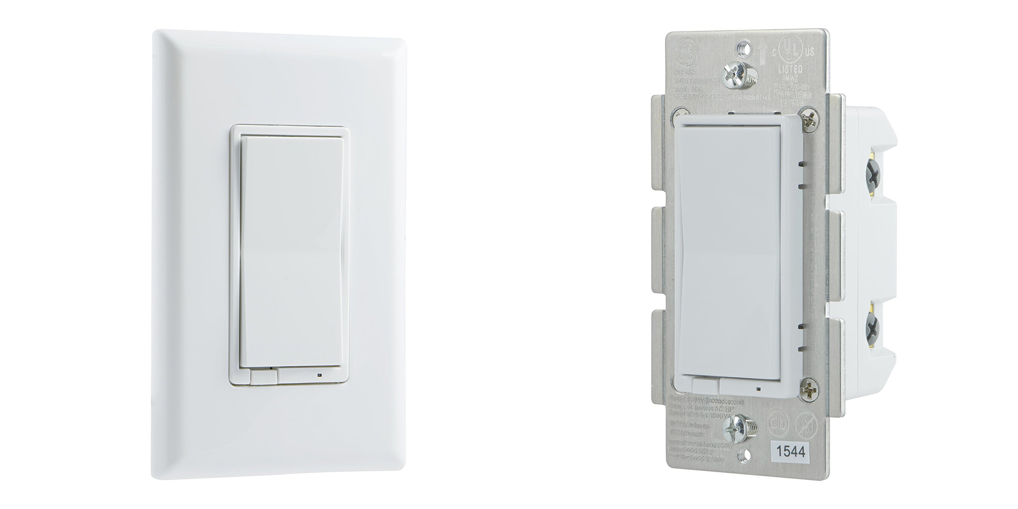 GE's Wireless Smart Switch outfits your lighting with smartphone control for $31 shipped