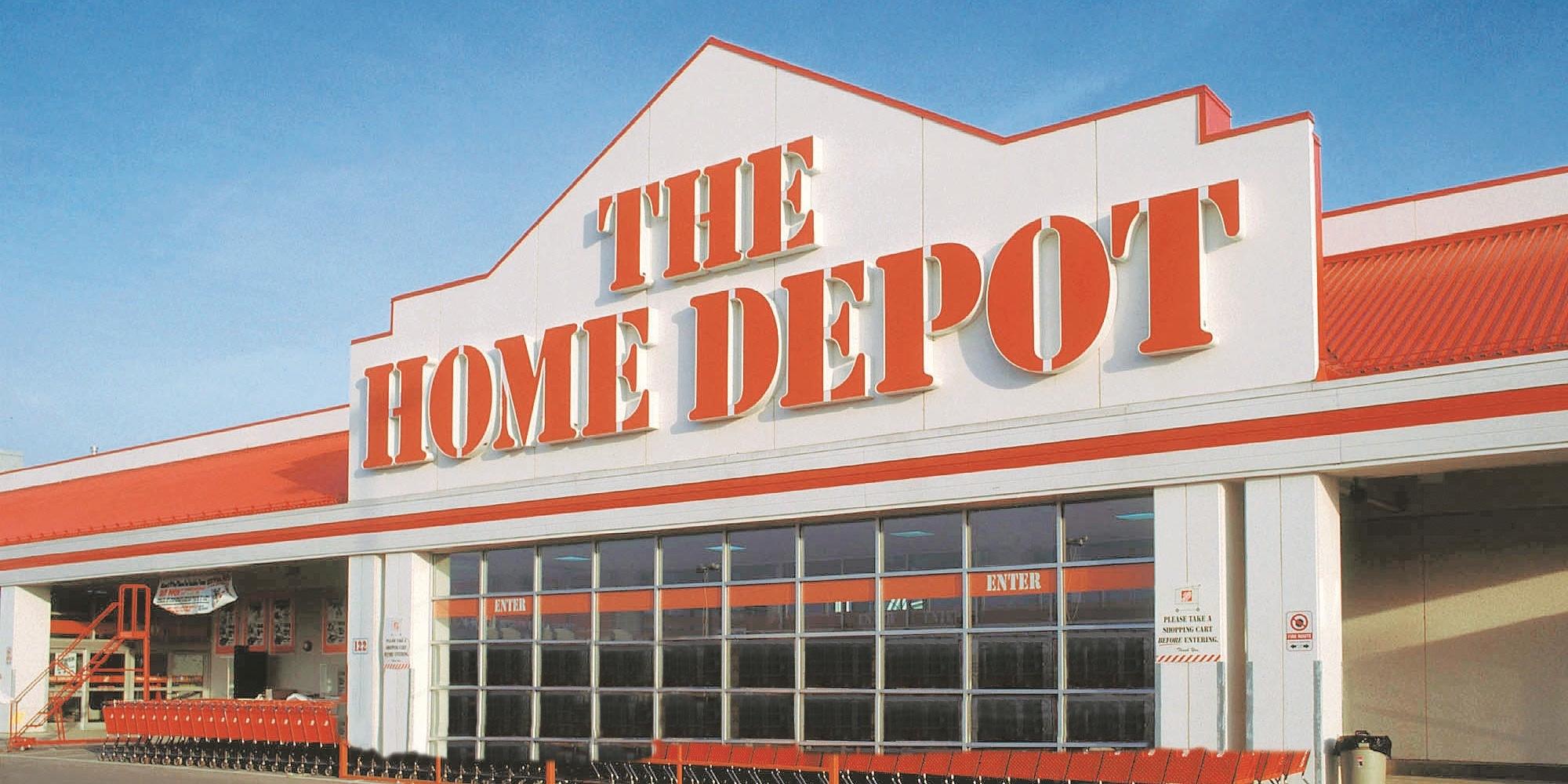 Home Depot Black Friday 2017 ad: Google Home, Nest, Echo