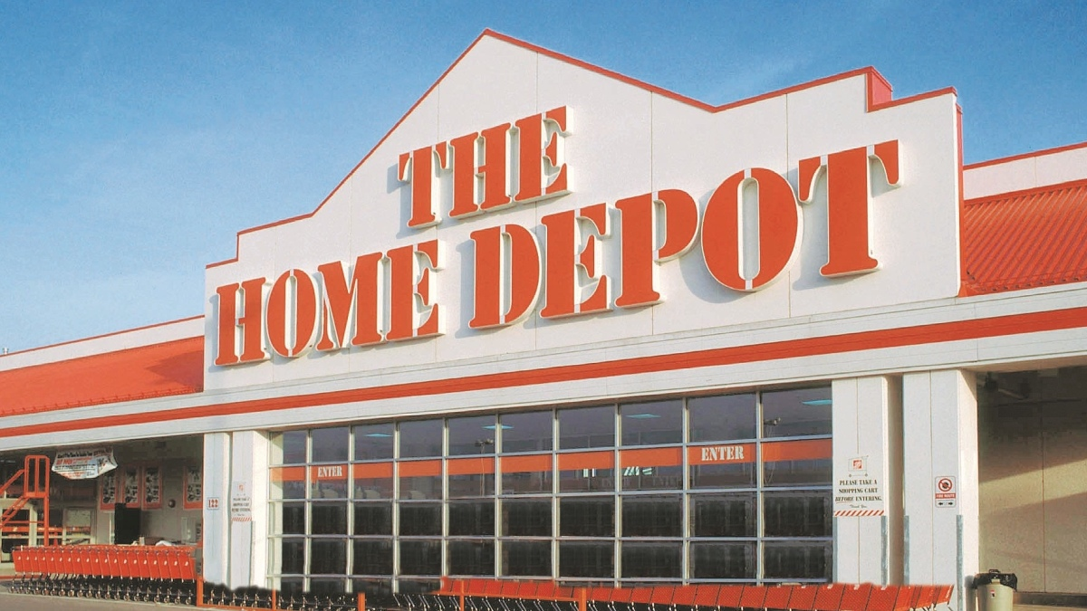 Home Depot Black Friday Improved Sale