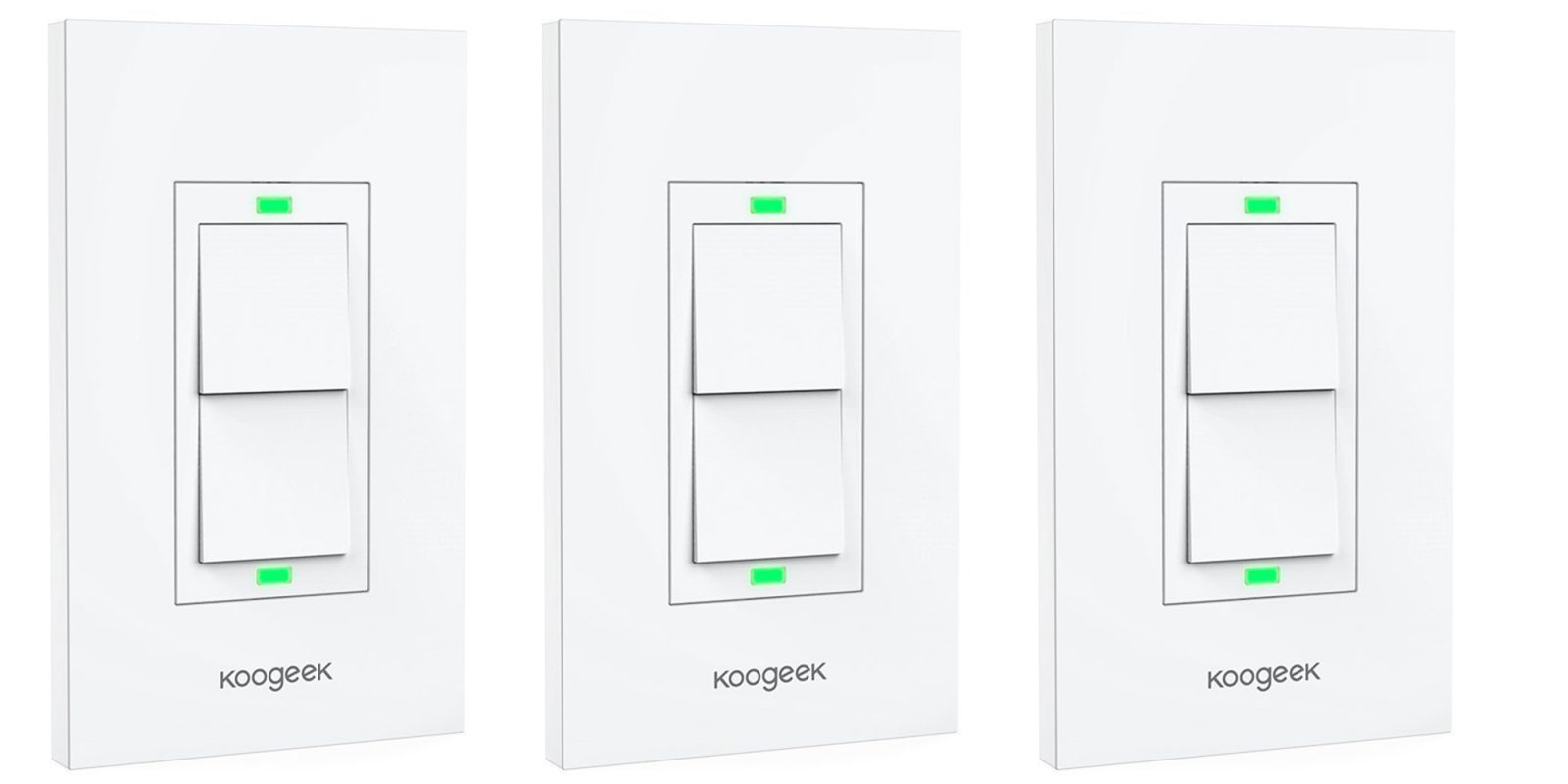 Add 2 Homekit light switches for the price of 1 to your smart home ...