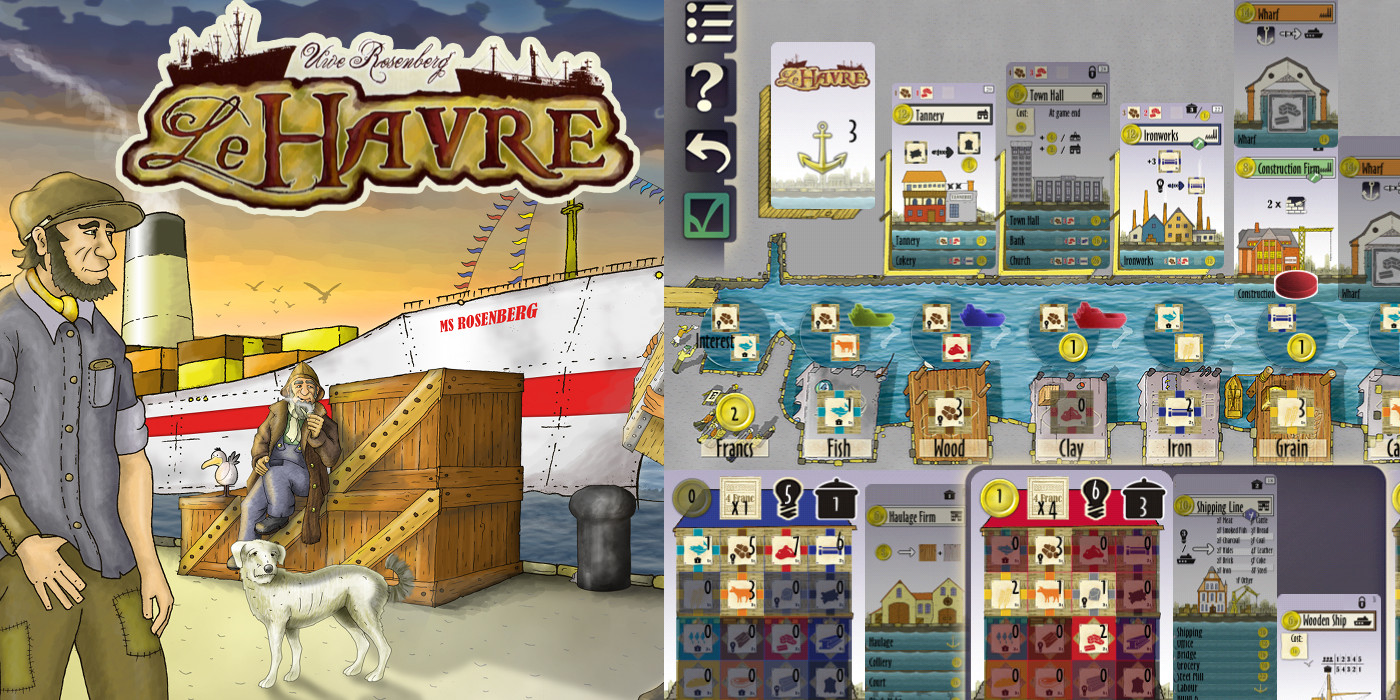 Today's Best iOS & Mac App Deals: Le Havre (The Harbor), Dinosaur Safari, more