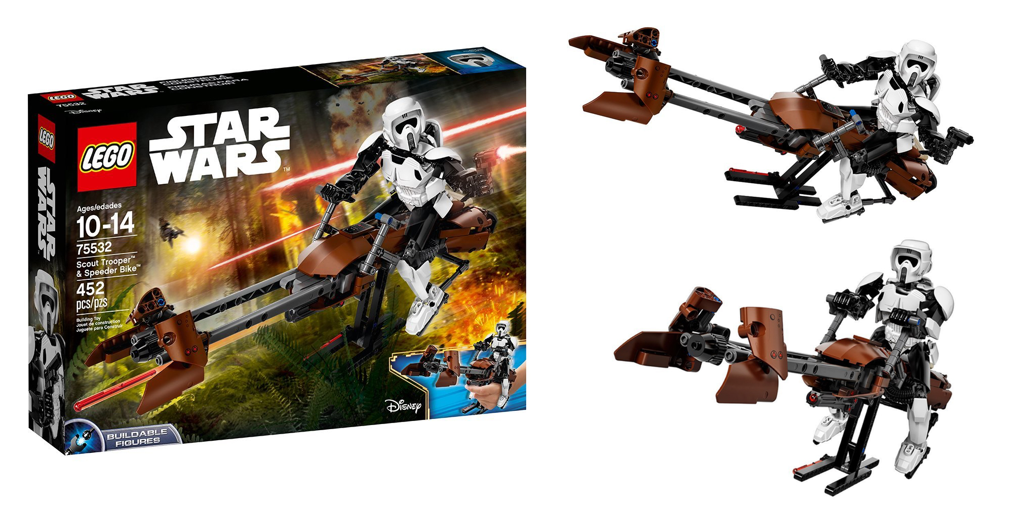 Stock up on LEGO kits at a discount: Star Wars, Minecraft, and more from $20