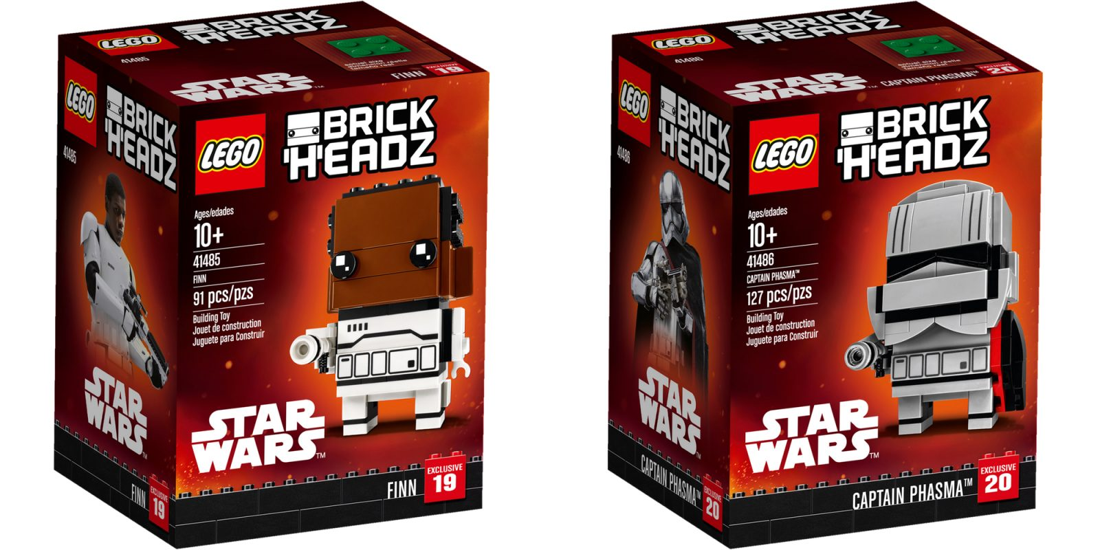 Image result for lego star wars brickheadz