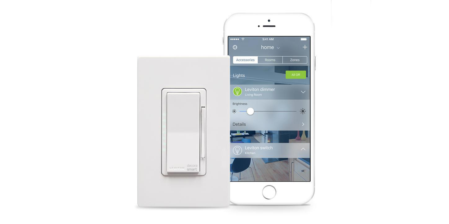 Home Depot has Leviton HomeKit/Alexa Smart Switches from $38, today only