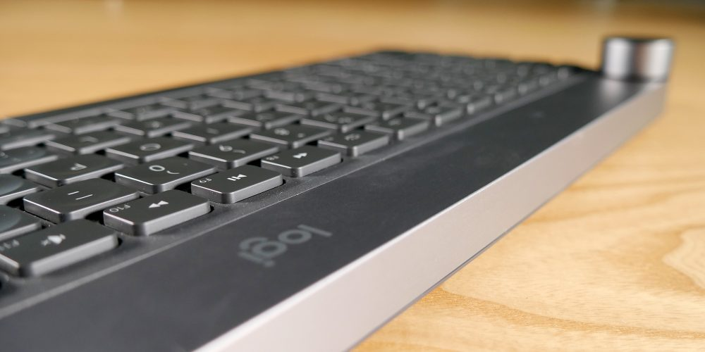 Hands-on w/ Logitech's new MX Speakers, Craft Keyboard, ERGO