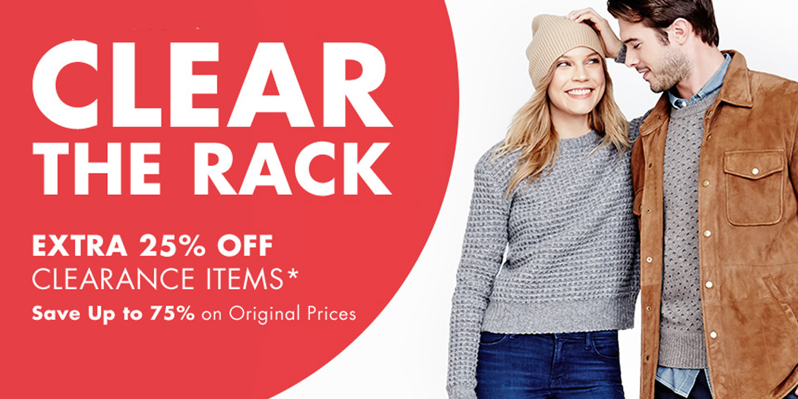 d65fc873 Nordstrom Rack's Clear the Rack Sale cuts an extra 25% off Nike, Sperry,  The North Face, more - 9to5Toys