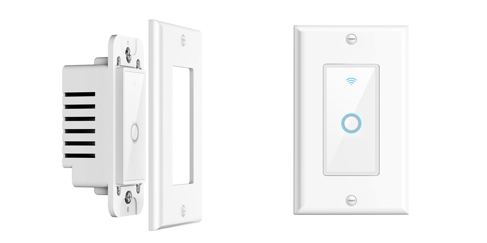 Have Alexa control your lights with the $20 Oittm Smart Light Switch ...