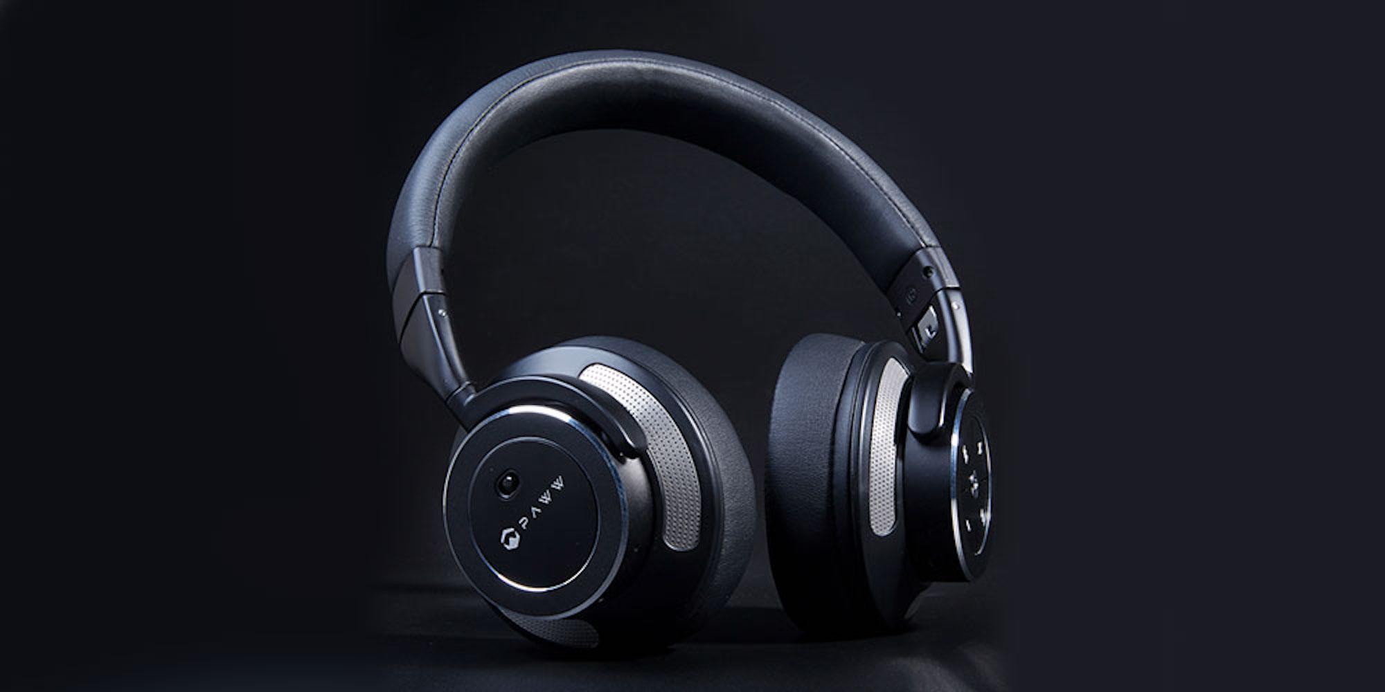 Enjoy Stunning Sound: WaveSound 3 Noise-Cancelling Bluetooth Headphones $80