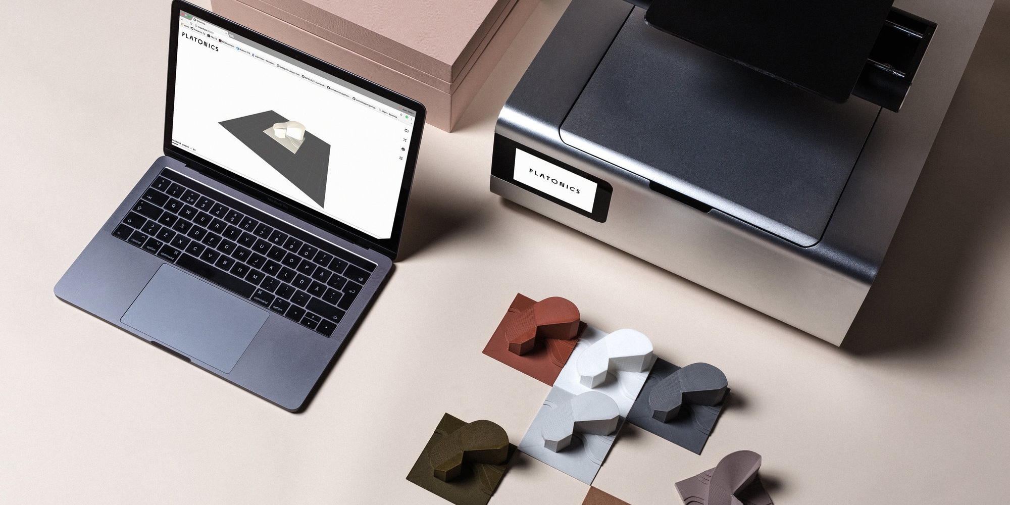 """Platonics Ark is """"the first 3D printer made specifically for architects"""""""