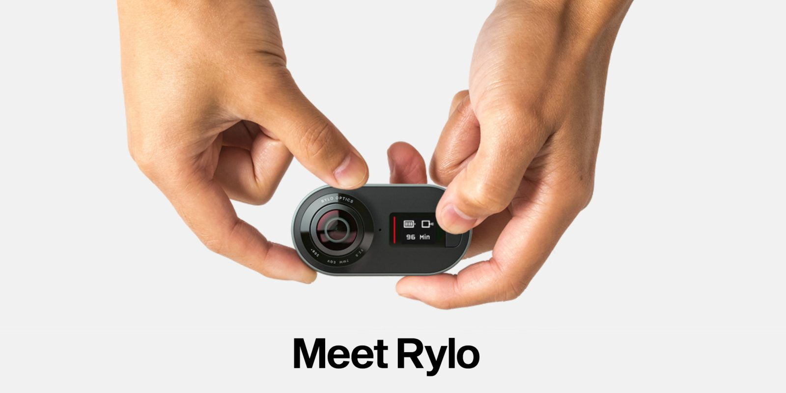 Rylo Action Camera shoots 5.8K 360-degree pics anywhere: $200 (Reg. $500)