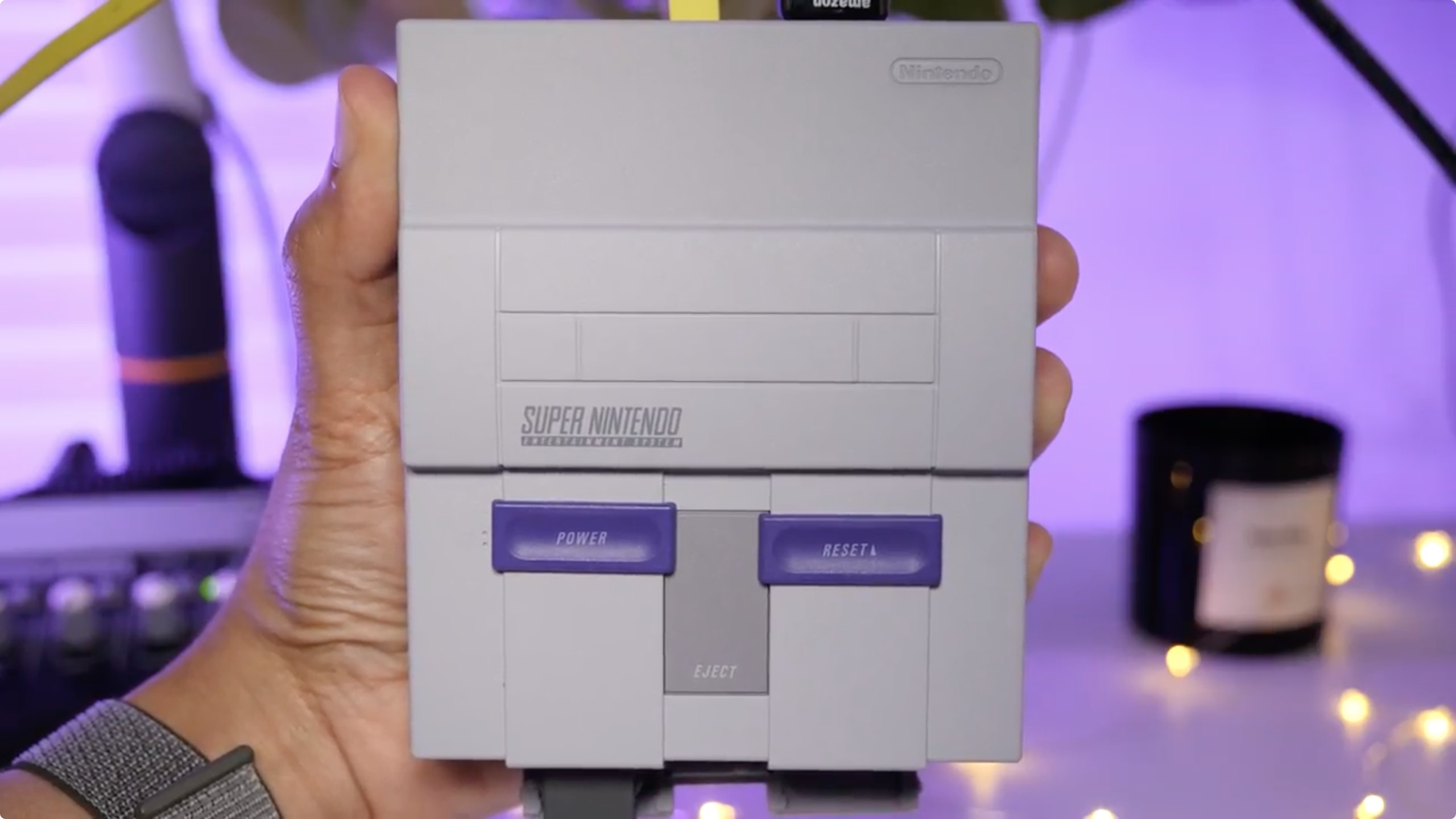 Save $10 on the rarely discounted NES and SNES Classic Consoles at Walmart