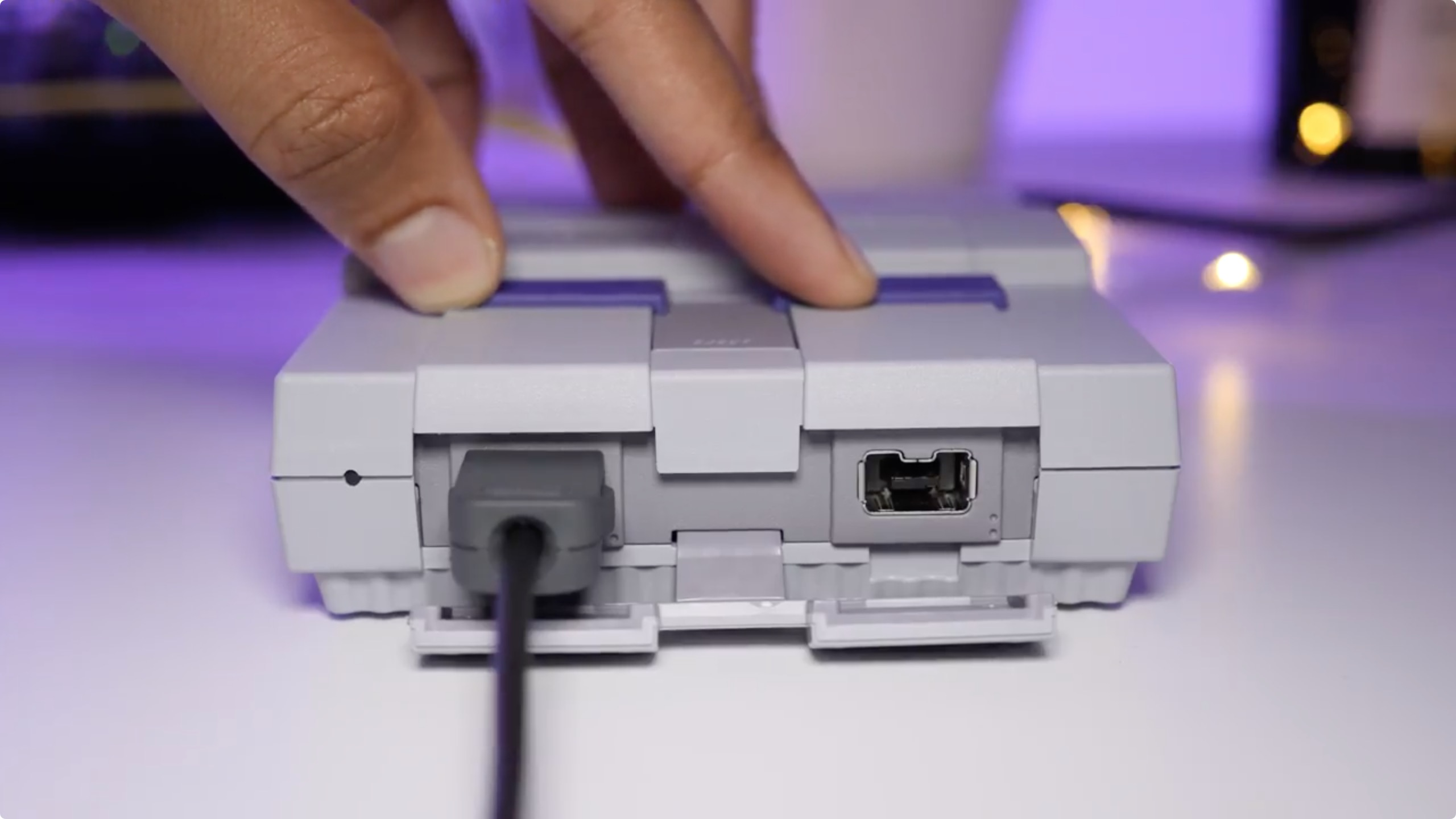 How-to: Hack the SNES Classic Edition and add more games [Video]