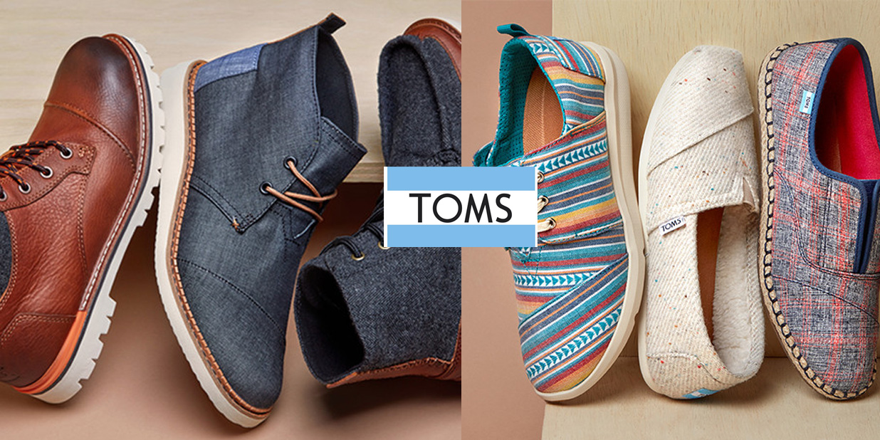 toms shoes for as low as 29 during nordstrom rack s flash sale