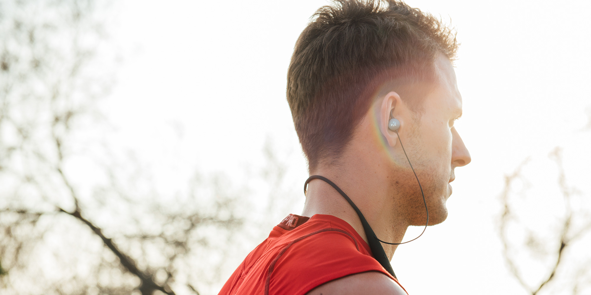 AI workout headphones help keep track of your vitals and more: $180 (Reg. $250)