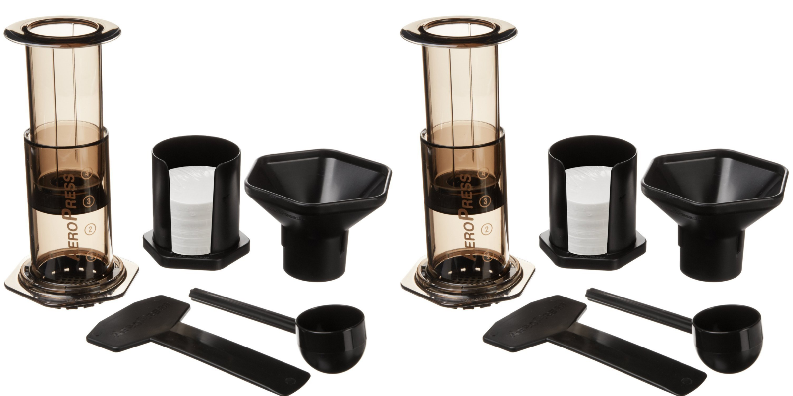 The AeroPress Coffee & Espresso Maker gets a rare price drop today, now down to $24