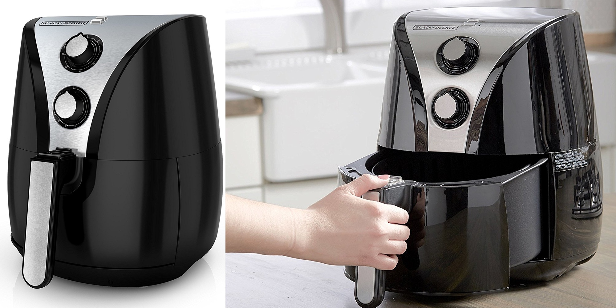 Make Fries At Home With The Black Decker Air Fryer For 69